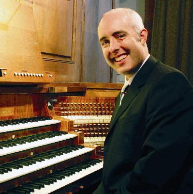 Thomas Heywood organist